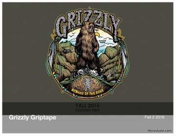 ��HERO���ۡ�GRIZZLY����2016����^��Ʒ