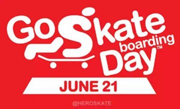 HAPPY GO SKATEBOARDING DAY! !!全国GSD世界滑板日