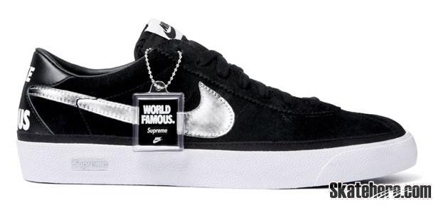 supreme world famous shoes
